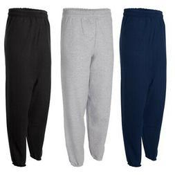 Hanes ComfortBlend Mens Joggers Fleece EcoSmart Sweatpants P
