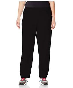 Just My Size ComfortSoft EcoSmart Fleece Open-Hem Women's Sw