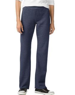 Hanes ComfortSoft™ EcoSmart® Women's Petite Open Leg Swea