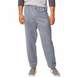 Hanes ComfortSoft® Men's Sweatpants, Oxford Gray, XL - NWT