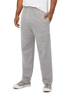 Hanes ComfortSoft3; EcoSmart Men's Fleece Sweatpants Grey He