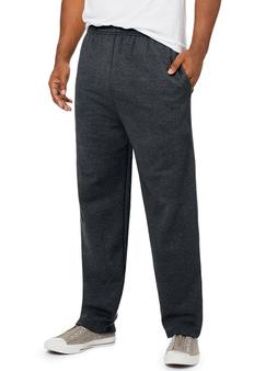 comfortsoft3 ecosmart fleece sweatpants slate