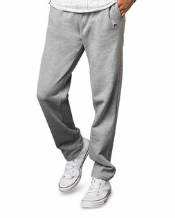 Russell Athletic - Cotton Rich Open Bottom Sweatpants - 82AN