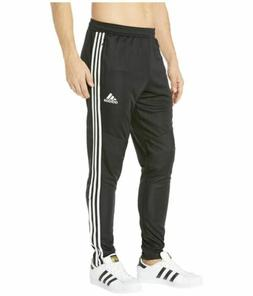 Mens Adidas TIRO19 Training Pant - Black White
