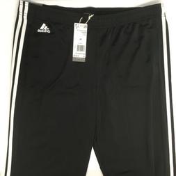 adidas Women's Designed 2 Move Straight Pants, Black/White,