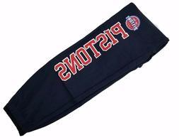 Detroit Pistons Majestic Youth Boys Navy Blue Fleece Lined S