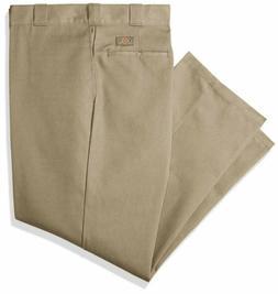 Dickies Men's 874 Original Classic-Fit Work Pants, White, 38