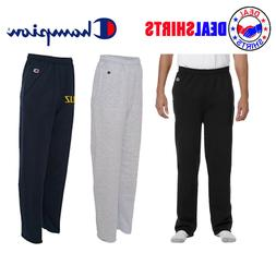 Champion - Double Dry Eco Open Bottom Sweatpants with Pocket