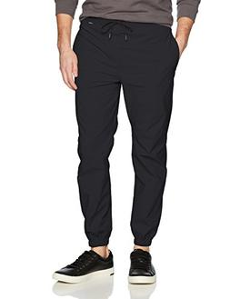 Men's Hurley Dri-Fit Jogger Pants, Size Small - Black