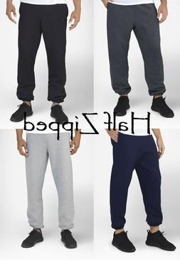 Russell Athletic Dri Power Closed Bottom Sweatpants with Poc