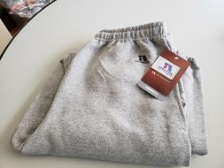 Russell Athletic Dry-Power sweatpants Gray Large