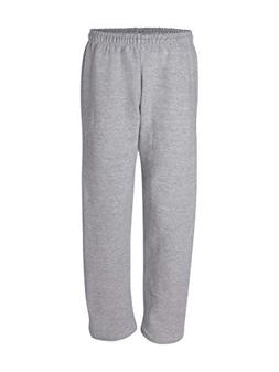 Gildan Mens 9.3 oz. DryBlend 50/50 Sweatpants G123 -SPORT GR