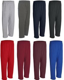 Gildan - Dryblend® Open Bottom Pocketed Sweatpants - 12300