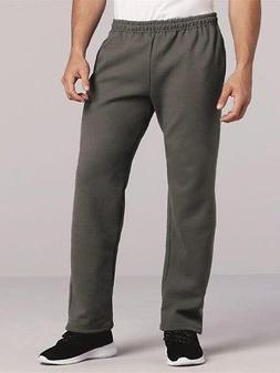 Gildan - DryBlend Open Bottom Pocketed Sweatpants - 12300