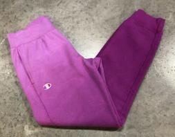 Champion Dyed Sweatpants In Pnk Sz. M NWOT 100% Authentic!!