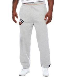 Ecko Unltd. Mens Logo Athletic Sweatpants heathergrey Big 3X