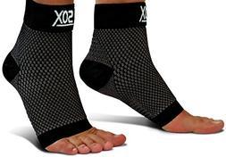 Hanes Men's Ecosmart Fleece Sweatpant, Black, XL