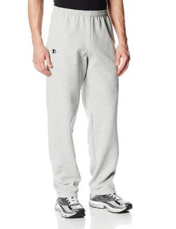 Champion Men's Elastic Hem Eco Fleece Sweatpant, Oxford Gray
