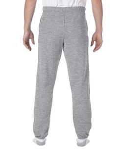 Jerzees Men's Elastic Waist High Stitch Pocket Sweatpant, Ox