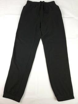 Essentials Men's Closed Bottom Fleece Pant, Black, X-Small X