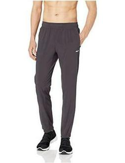 Essentials Men's  Stretch Woven Training Pant,, Charcoal, Si