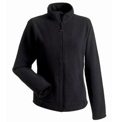Russell Europe Womens/Ladies Full Zip Fitted Anti-Pill Micro