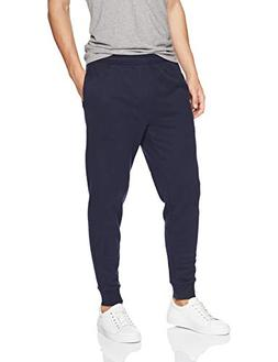 Amazon Essentials Men's Fleece Jogger Pant, Navy, X-Large