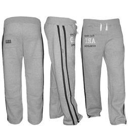 Men's Fleece Jogger Pant Sweatpant Track Suit Bottom Jogging
