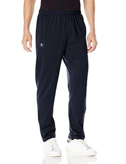 Champion Men's Performance Fleece Pant, Navy, Large