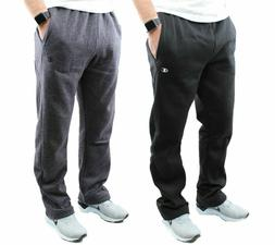 Champion Fleece Sweatpants Men's Athletic Training Pants Act