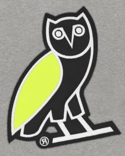 OVO Franchise Sweatpants NEON GREEN Owl Size XL NEW SOLD OUT