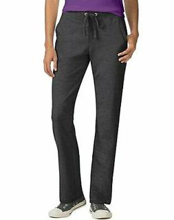 Hanes French Terry Pants w/ Pockets Women's Workout Active W