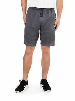 Fruit Of The Loom Men Sweat Pants Jersey Shorts Charcoal Wit