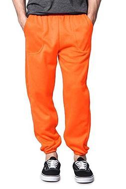Victorious G-Style USA Men's Elastic Cuff Fleece Sweatpants