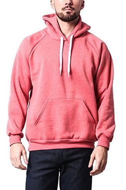 G-Style USA Premium Heavyweight Pullover Heather Hoodie HL13
