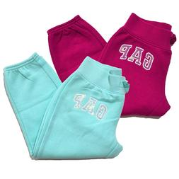 Gap Girls Sweatpants Cropped Bottoms Kids Pants Lounge Fleec