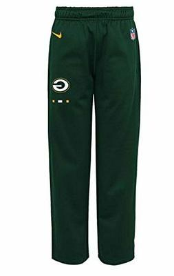 Green Bay Packers Nike Youth Boys Performance Sweatpants - G