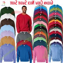 Gildan Heavy Blend™ Adult Crew Neck Men's Plain Sweatshirt
