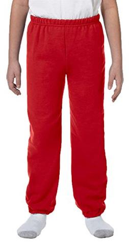 Gildan Heavy Blend Big Boys 8 Oz., 50/50 Sweatpants - FOREST
