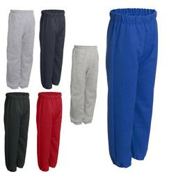 Gildan Heavy Blend Boys & Girls Athletic Sports Pants Kids S