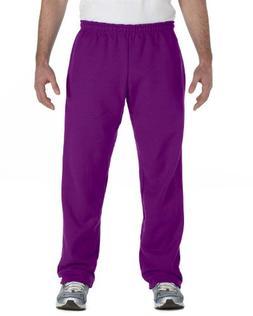 Gildan Men's Heavy Blend Open-Bottom Sweatpants