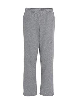 Gildan Adult Heavy Blend 8 oz Open-Bottom Sweatpants with Po