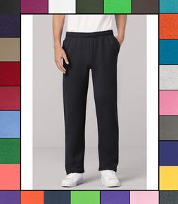 Gildan - Heavy Blend Open Bottom Sweatpants with Pockets - H