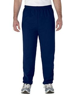 Gildan Adult 7.75 oz. Heavy Blend 50/50 Sweatpants in Navy -