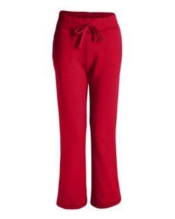 A&E Designs Ladies Heavy Blend Yoga Style Sweatpants, Medium