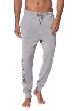 Calvin Klein Men's Immerge French Terry Jogger, Wolf Grey He