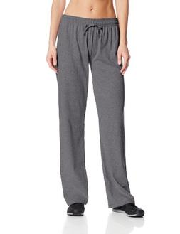 Champion Women's Jersey Pant, Granite Heather, X-Large