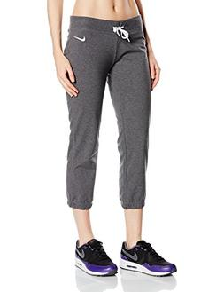 Nike Jersey Women's Training Capri - Large - Grey