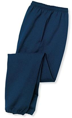 Joe's USA(tm - Mens Ultimate Sweatpants with Pockets-Navy-4X