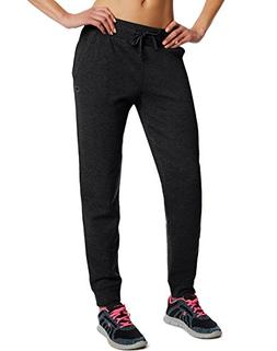 Champion Women's  Jogger, Oxford Grey Heather/Oatmeal Heathe